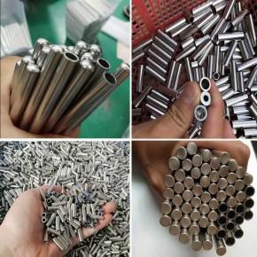 304不锈钢毛细管 不锈钢钢管 精密管 可精密切割和来图加工