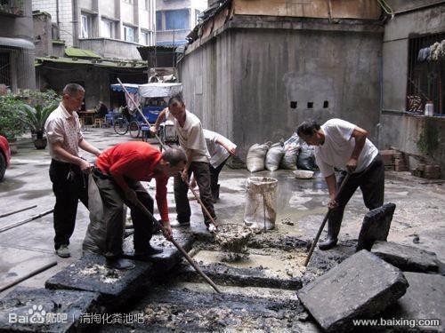 安吉縣管道清洗 管道清淤 管道檢測 抽化糞池公司