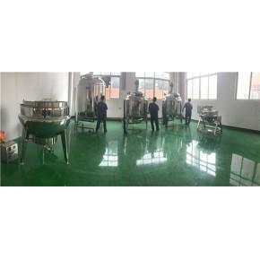 洗液膏体生产线厂家 泉州膏体生产线厂家 广州南洋食品机械