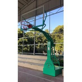 新款式仿液压篮球架由南宁篮球架厂家生产直销