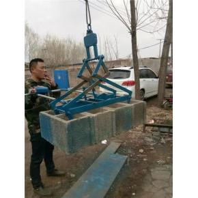 小型吊砖机 空心砖吊砖机