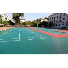 江西吉安 運動拼裝地板供應 懸浮式瓶裝地板 運動地板 適合全天候使用