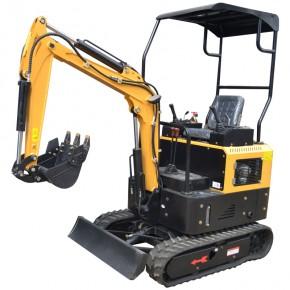 小型液压挖掘机 通华机械 泉州小型挖掘机