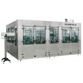 泉州灌装生产线 含汽饮料灌装生产线 新欧机械