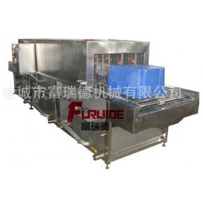 塑料筐托盘清洗机销售 诸城富瑞德食品机械厂 泉州清洗机