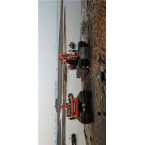 福州水上挖机出租 民强水陆挖掘机