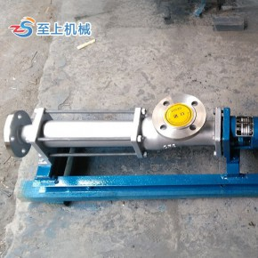 螺杆泵在正常使用过程中应该如何维护