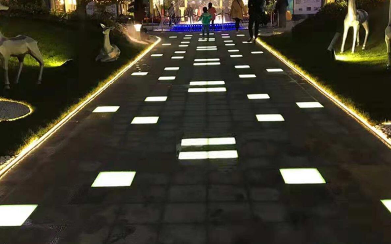 慶陽LED地埋燈千易照明誠信經營,超高性價比斑馬線燈光