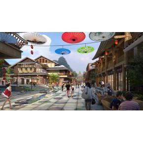 白桦林规划谈旅游景区项目规划策划六大理念