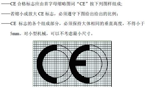 包装机械CE认证测试标准是什么?插图