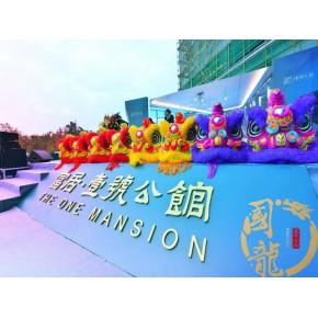 深圳周边精彩的舞狮表演