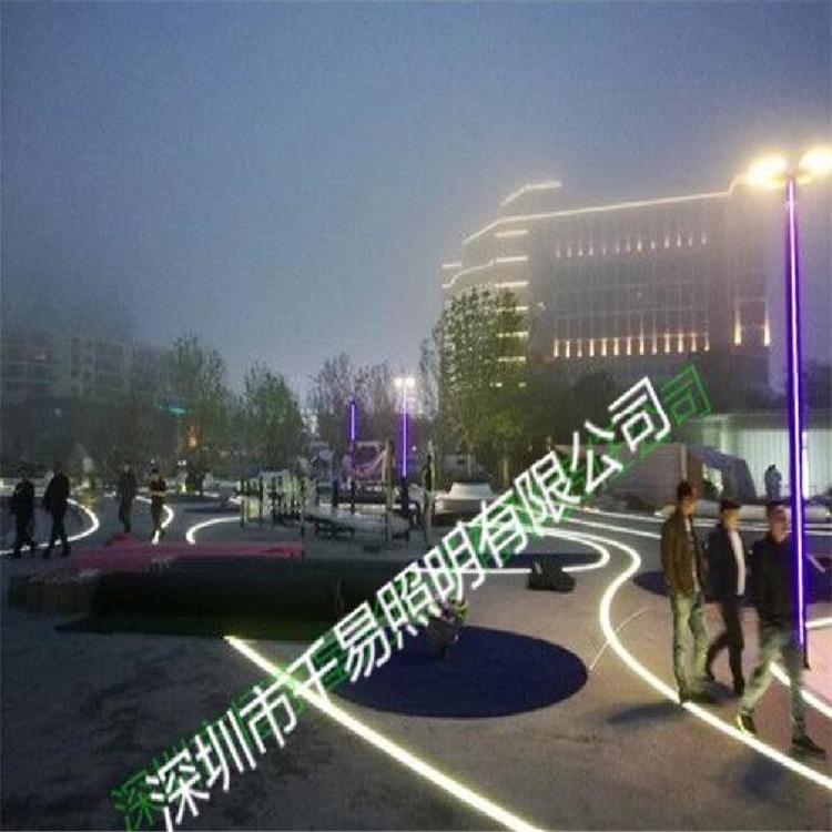 樓梯踏步暗藏燈帶供應商 led地面景觀燈 杭州 地燈 戶外