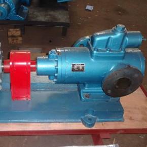 水泥厂窑头点火油泵选用SMH80R46E6.7W23三螺杆泵