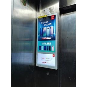 荆州小区电梯视频广告