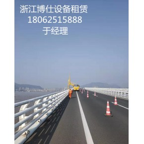浙江博仕桥检车租赁公司为你讲述检测车主要分为哪几种