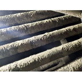 干冰清洗在锅炉炉管清灰的应用
