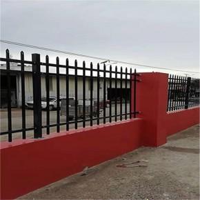方管锌钢护栏  批发现货围墙锌钢护栏  小区锌钢护栏厂家直销