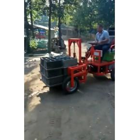 水泥砖拉砖车电动车