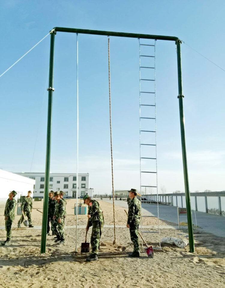 岳陽軍事400米障礙器材廠家價格