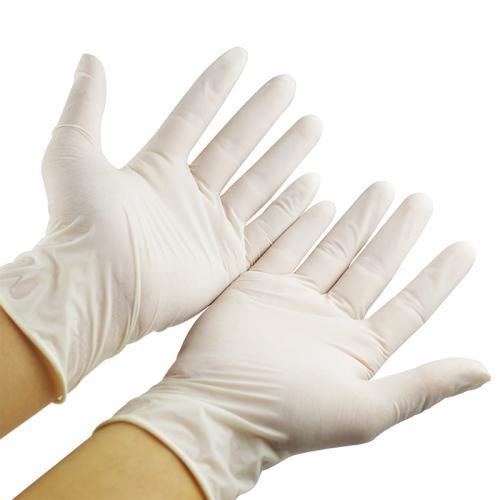 一次性聚氯乙烯手套GB24786标准不透水试验插图
