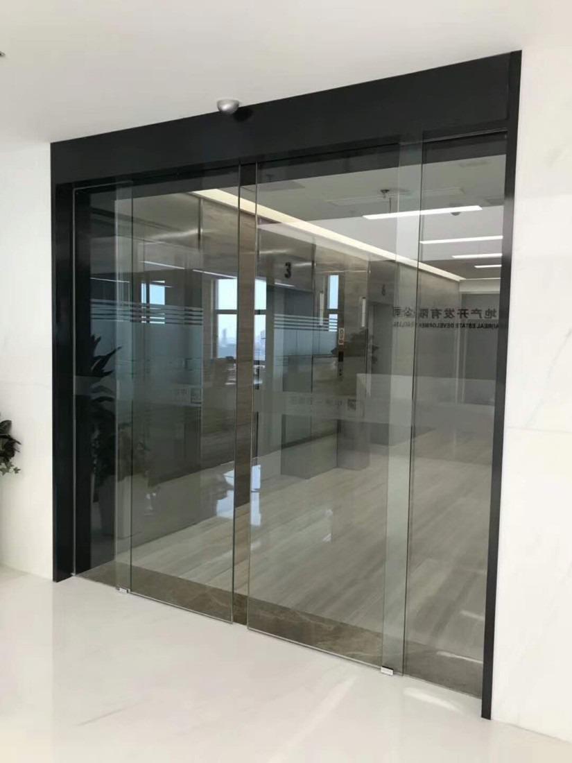 惠州自动门,惠州自动感应门上门测量设计安装维护一条龙服务