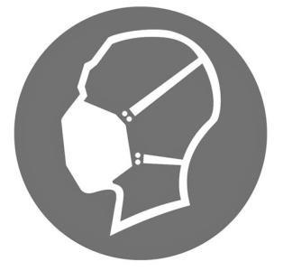 出口美国一次性医用口罩ASTM F2100测试条件