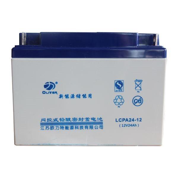 歐力特OLITER蓄電池LCPA150-12 LCPA系列