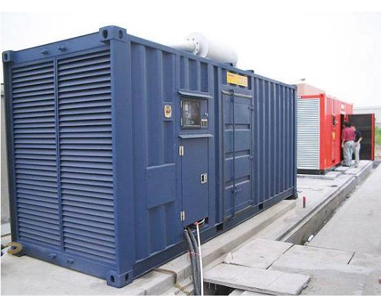 惠濟發電機出租公司-和潤電力