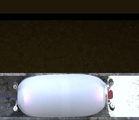 管道缺陷快速修复可控点位修复系统X120-D