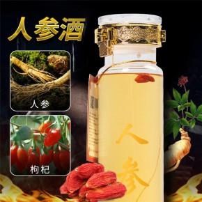 散装人参枸杞茶缸酒勾兑方法-优良品质