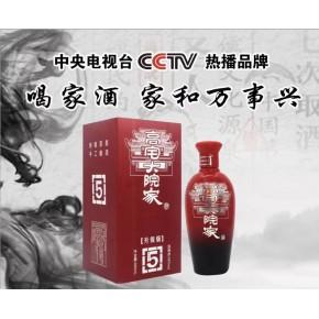 吉林酱香型白酒品牌招商-古井镇闯王酒业