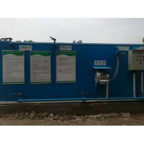 滑县一体化水处理设备