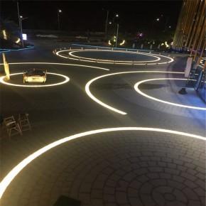 云南led地面装饰灯  玻璃灯砖生产厂家