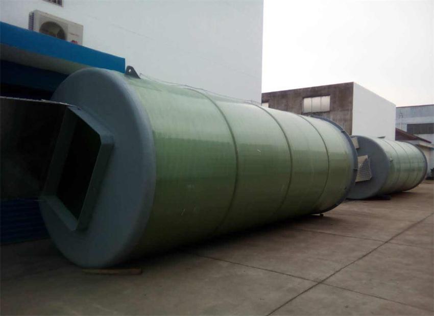 漯河一体化污水提升泵站
