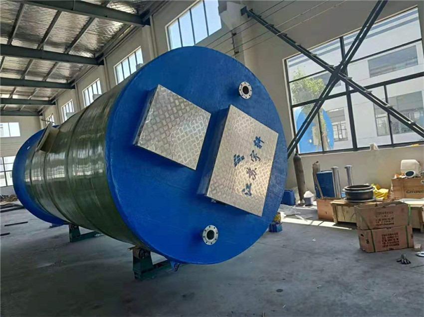 漯河玻璃钢污水提升设备