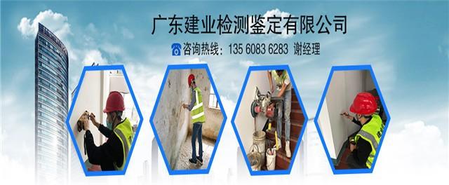 广东建业检测鉴定有限公司
