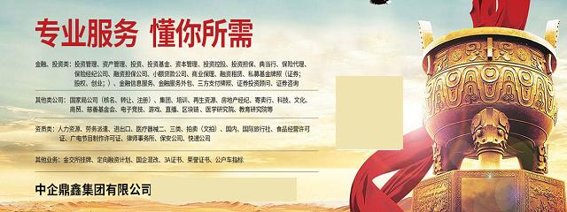 中企鼎鑫集团有限公司